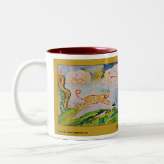 Burnham Girls Art Mug
