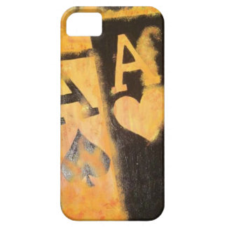 Burnig Aces Case For The iPhone 5