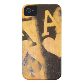 Burnig Aces iPhone 4 Case