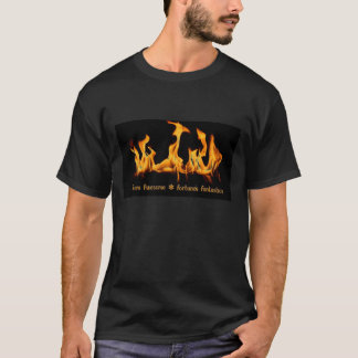 Burnin' TAFF T-Shirt