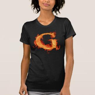 Burning Alfa Tee - G