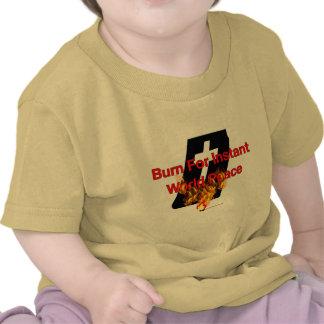 Burning Bible Tees