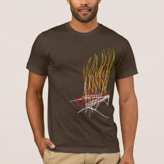 Burning Bridge [ ] T-Shirt