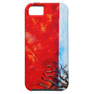 Burning Bush Case For The iPhone 5