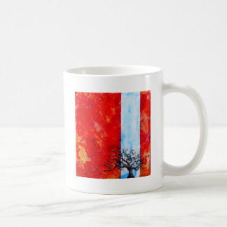 Burning Bush Coffee Mug