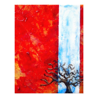 Burning Bush Letterhead
