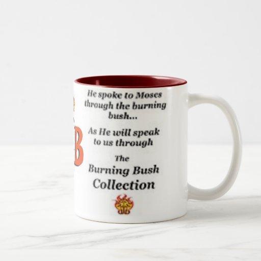 Burning Bush Mug