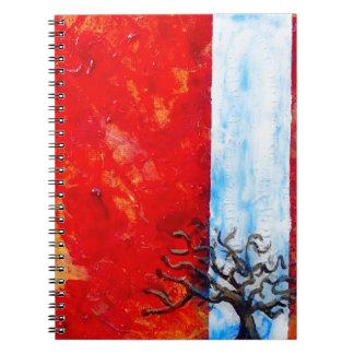 Burning Bush Notebook