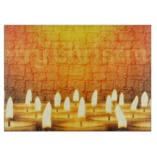 Burning candles - Merry Christmas Boards