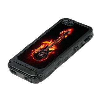 Burning Guitar Incipio ATLAS ID™ iPhone 5 Case