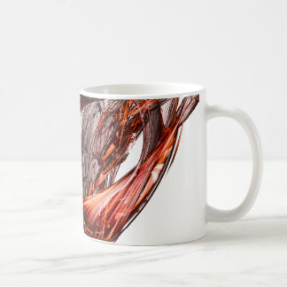 Burning Heart cup Mugs