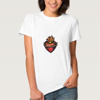 Burning Heart of Mine T-Shirt
