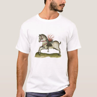 Burning horse T-Shirt
