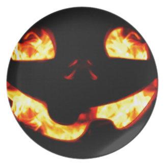Burning Jack Plate