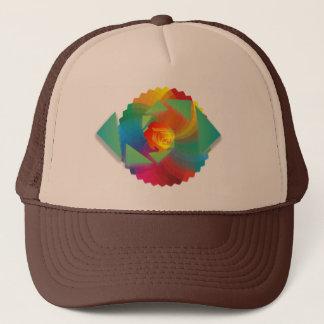 Burning Lion Trucker Hat