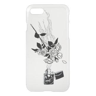Burning Love iPhone Case