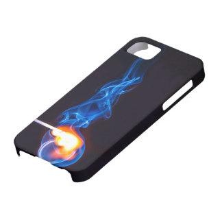 Burning Match Mobile Phone Case