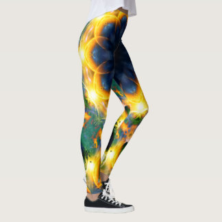 Burning Nature Leggings