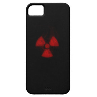 burning radioactive iphone case