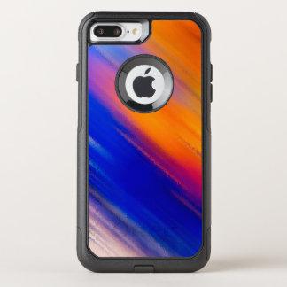 Burning rain OtterBox commuter iPhone 7 plus case