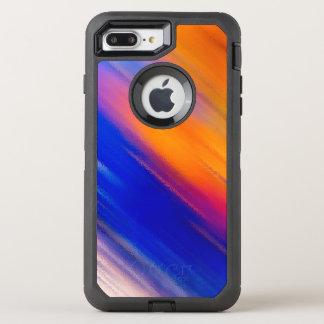 Burning rain OtterBox defender iPhone 7 plus case