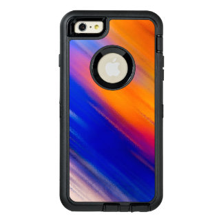 Burning rain OtterBox defender iPhone case