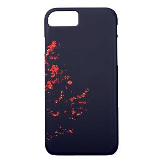 Burning Tree iPhone 7 Case
