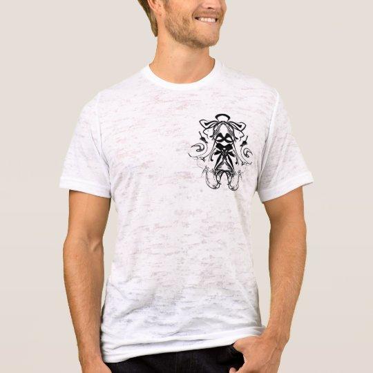 Burnout Graphic T Shirt