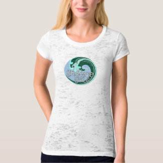 Burnout Greenie Gals Shirt