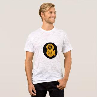 Burnout Lion & Lynx T-Shirt