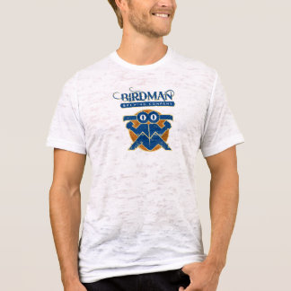 Burnout T-Shirt (Fitted) - Birdman Brewing Company