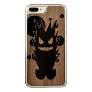 Burns Carved iPhone 7 Plus Case
