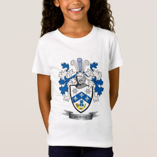 Burns Family Crest Coat of Arms T-Shirt