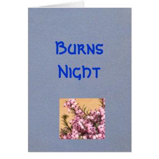 Burns Night! Card