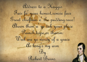 Burns night cards photocards invitations more burns night greeting card m4hsunfo