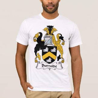 Burnside Family Crest T-Shirt