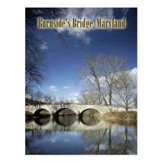 Burnside's Bridge, Antietam National Battlefield Postcard