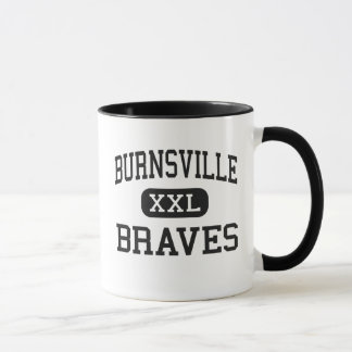 Burnsville - Braves - Senior - Burnsville Mug
