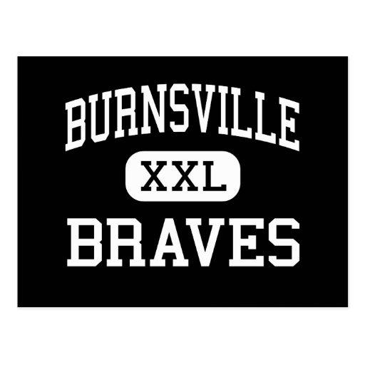Burnsville - Braves - Senior - Burnsville Postcards