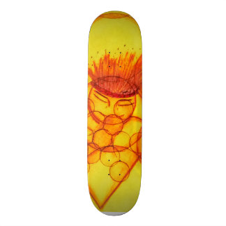 'Burnt Bread', skateboard