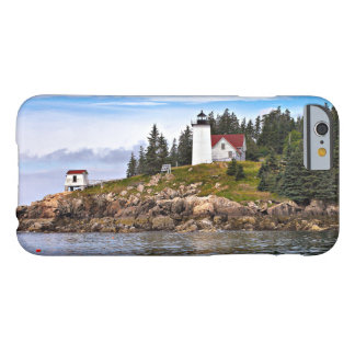 Burnt Coat Harbor Lighthouse, Swans Island Maine Barely There iPhone 6 Case
