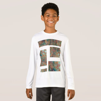 Burnt Copper Urban Hype Frames T-Shirt