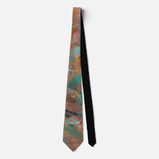 Burnt Copper Urban Hype Tie