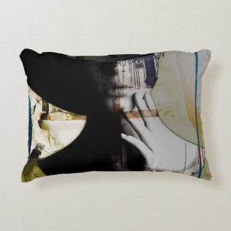 Burnt Decorative Pillow