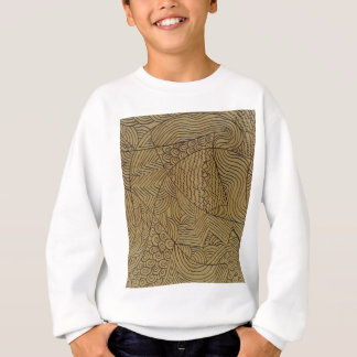 Burnt Gold Rough Start Sweatshirt