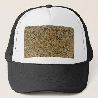 Burnt Gold Rough Start Trucker Hat