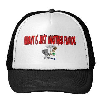 Burnt is just another flavor trucker hat