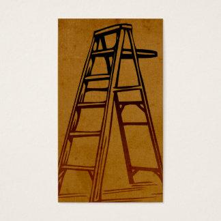 Burnt Ladder Business Cards