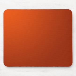 Burnt Orange Mousemat Mouse Pad