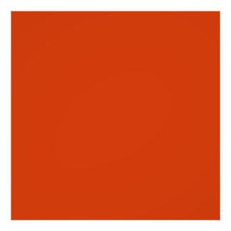 Burnt Orange Template Photo Art